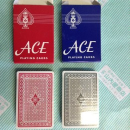 【トランプ】PLAING CARDS ACE 2色 箱表