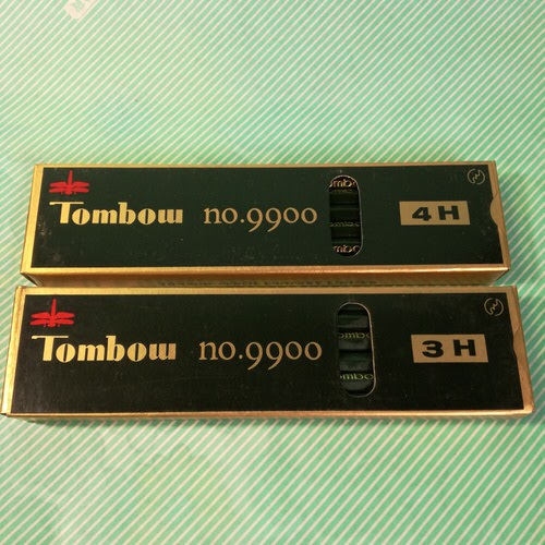 【鉛筆】Tombow no9900 鉛筆